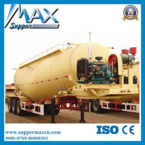 Export High Quality Bulk Cement Semi Trailer pictures & photos