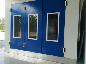 Spray Booth/Painting Room/Paint Booth/Powder Coating Booth/Furniture Spray Painting Room pictures & photos