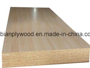 Blockboard with Wooden Grain Melamine pictures & photos