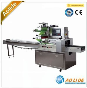 Full Stainless Food Wrapping Tray Sealing Packaging Machine pictures & photos