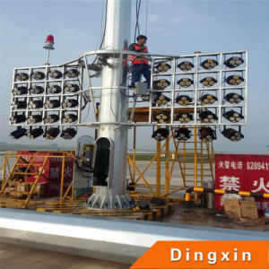 35m LED High Mast Lighting Used for Airport pictures & photos