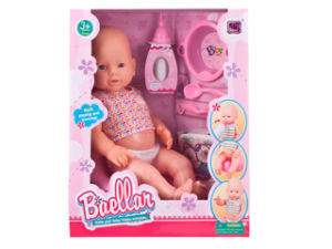 "Kids Toy Doll Set 15"" Doll Baby Gift (H0318259) pictures & photos"