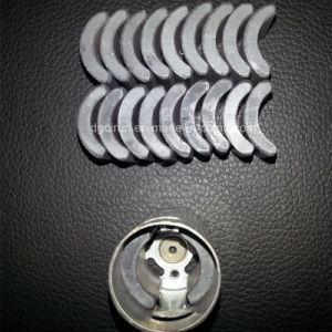 550 Arc Wet Pressing Ferrite Ceramic Motor Magnets pictures & photos