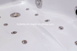 Luxury SPA Massage Bathtub with Surf Jet (TLP-634-G) pictures & photos