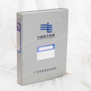 Customized PVC / PP / Plastic Printing Packaging Stationery / Folder pictures & photos