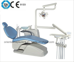 CE Approved Down Hanging Dental Unit Chair Unit (OM-DC208C) pictures & photos