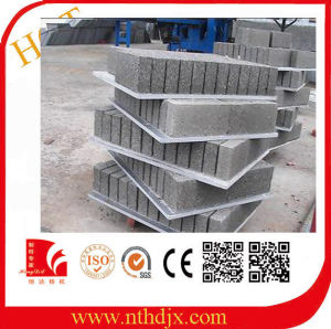 Plastic Pallet/Block Pallet for Block Machine (850*680*17mm) pictures & photos