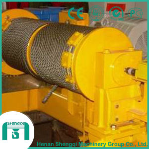 Rolling Wire Rope Crane Drum Set for Sale pictures & photos
