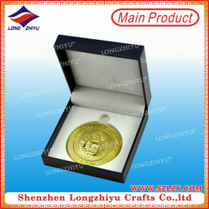 Antique Gold Plated Metal Challenge Coin From China pictures & photos