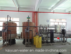 2000L/H Auto Stainless Steel RO Reverse Osmosis Drinking Water Treatment Plant with Price pictures & photos