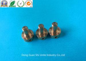 Precision Brass CNC Machined Part Eccentric