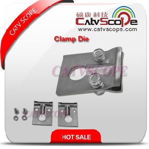 """High Quality Fig """"8"""" Fiber Optical Cable Suspension Clamp/Clamp Die"""