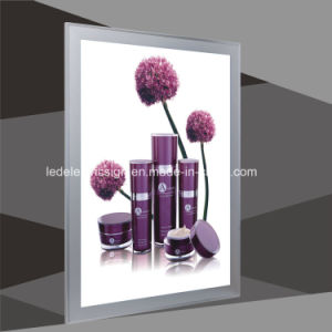 Snap Frame with Picture Light for Ultra Thin Light Box pictures & photos