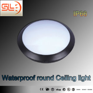 350mm White and Black LED Ceiling Light with CE pictures & photos