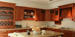 Range Hood Cabinets pictures & photos