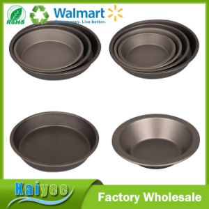 Wholesale Custom Different Size and Pattern Non-Stick Flan Tray pictures & photos
