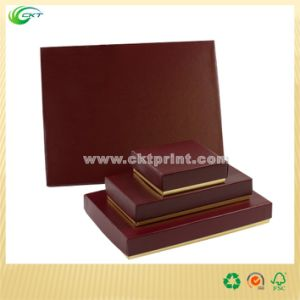High-End Custom Jewelry Paper Boxes Packaging Gift Box, Clothes Packaging Box with Lids (CKT-BK-015) pictures & photos