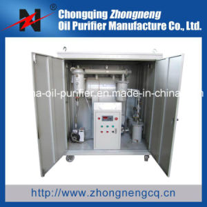Weather-Proof Single-Stage Vacuum Aged Transformer Oil Purifier Zy with ISO9001 pictures & photos
