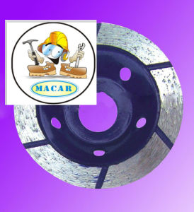 Diamond Cup Wheel with Sintered Turbo Grinding Cup Wheel pictures & photos