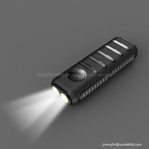3 in 1 Power Bank Portable Speaker Bluetooth Stereo with Flashlight pictures & photos