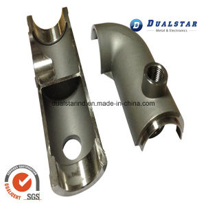 Custom Made Stainless Steel Pipe Fitting for Fuel Machine