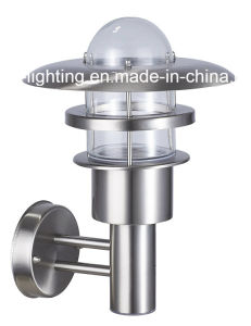 E27 Stainless Steel Outdoor Light with Ce Certificate (5015B) pictures & photos