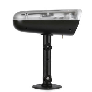 3W Solar Powered LED Light with PIR Sensor pictures & photos