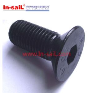 DIN7991 Grade 10.9 Hexagon Socket Countersunk Head Cap Screws pictures & photos