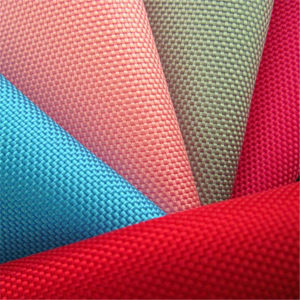 600d*300d Polyester Fabric Chinese Shiny Fabric pictures & photos