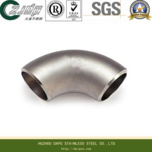 304 316 Stainless Steel Pipe Fitting (Elbow and Tee) pictures & photos