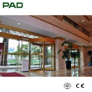 Automatic Revolving Door (3-wing) for Shopping Center pictures & photos