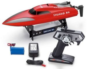 0717012-2.4G Remote Control 3 Channel High Speed Racing Boat Ready to Run pictures & photos