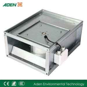 High Wind Velocity Retangular Industrial Underground Parking Ceiling Extractor Fan