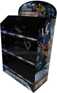 Wholesale Large Capacity Storage Floor Display Paper Box pictures & photos