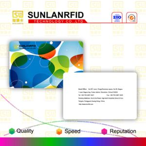 Full Color Printing Magnetic Stripe Smart Card pictures & photos