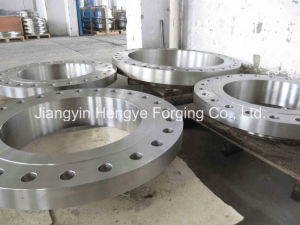 Hot Forged Flanges of Material A182 F91 pictures & photos