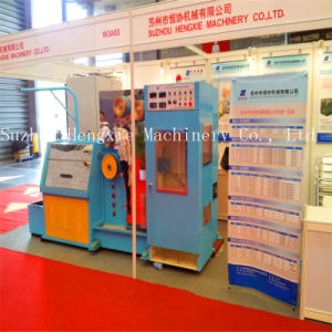 Hxe-14dt Wire Drawing Machine with Annealer pictures & photos