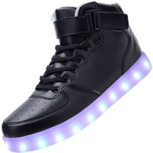 LED Flash Light Shoes with High Quality LED Shoes pictures & photos