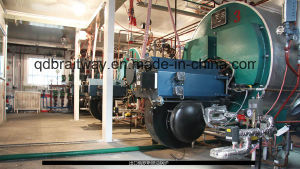 Automatic Operation Gas and Oil Steam Boiler and Hot Water Boiler pictures & photos