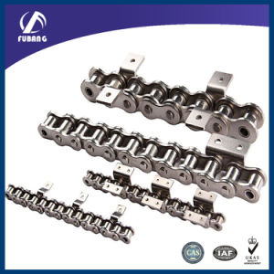 Short Pitch Conveyor Chain with Attachment (04CSS-A1, 06CSS-A1, 08ASS-K1, 085SS-K1) pictures & photos
