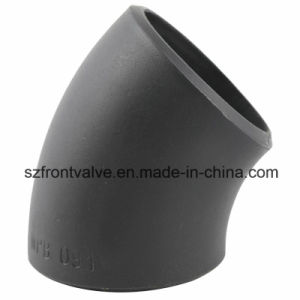 Carbon Steel A234 Wpb Bw 90 Degree Elbow pictures & photos