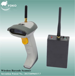 Wireless 1d Barcode Scanner Fast Scan Speed pictures & photos