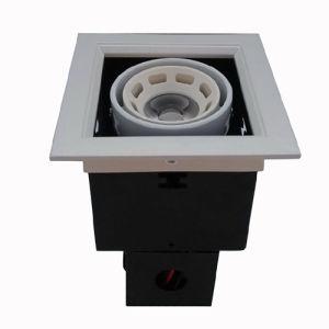 Warm White 3W COB LED Grille Light for Interior Lighting