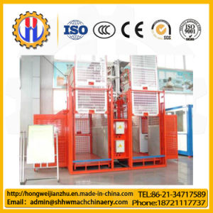 2016 Hot Selling Construction Use Passenger Hoist pictures & photos