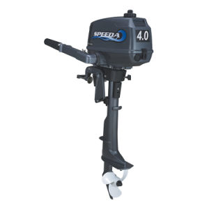 Ce 2-Stroke 4HP Yadao Outboard Boat Motor pictures & photos