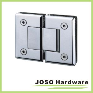90 Degree Brass Glass to Glass Brass Hinge Bh3004 pictures & photos