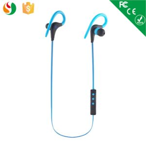 Multi-Functional Stereo Bluetooth Earphone with Ear Hook pictures & photos