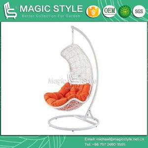 Garden Swing Leisure Chair Patio Furniture Backyard Hammock Best Price Swing (Magic Style) pictures & photos