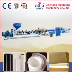 Mono-Layer Flow Casting Film Extrusion Line pictures & photos