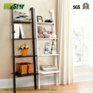 4 Tier Wood Storage Shelf (WS16-0236, for home storage)